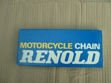 Renold rear chain, 5/8 X 3/8,  102 links